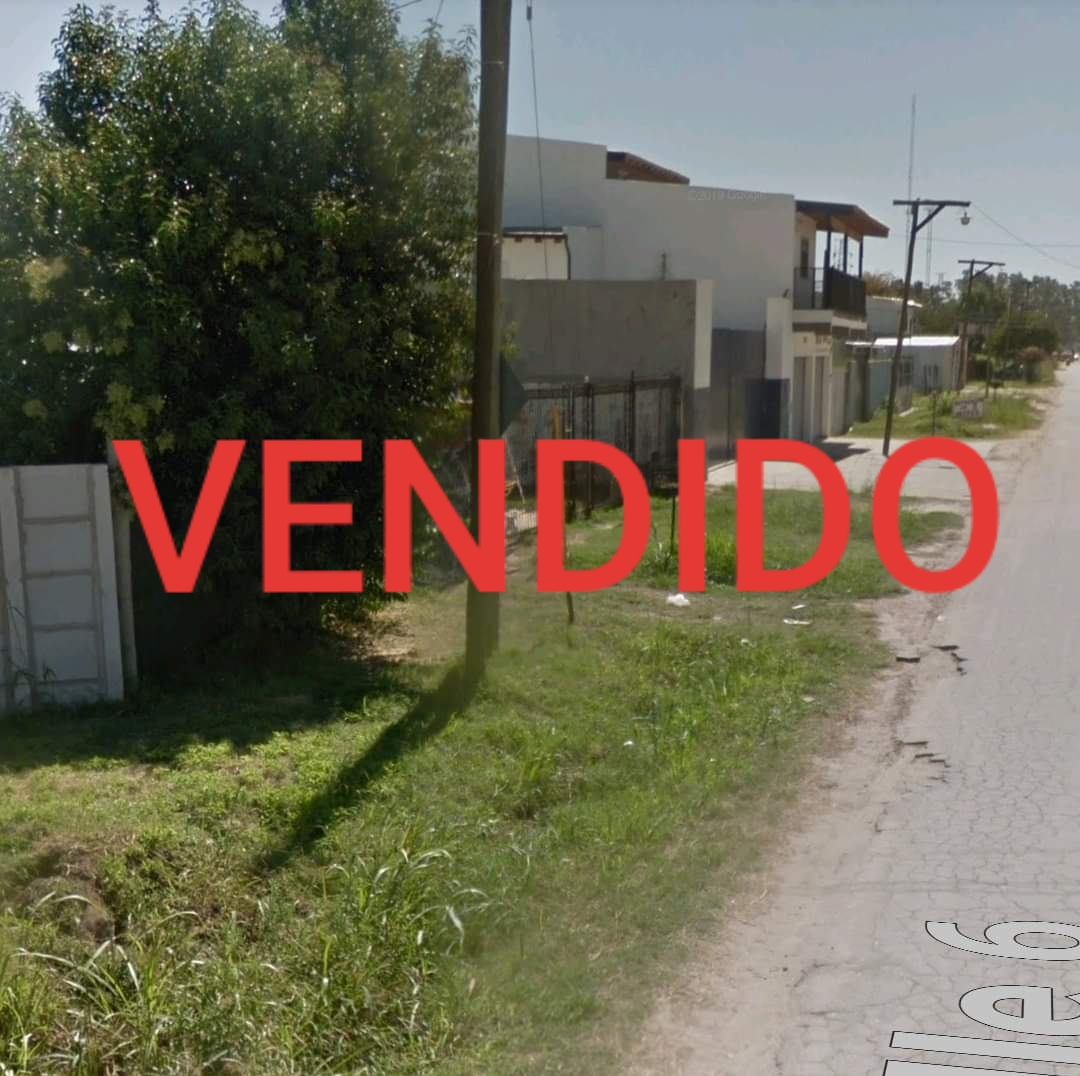 Vendo terreno en Calle 6 e Independencia