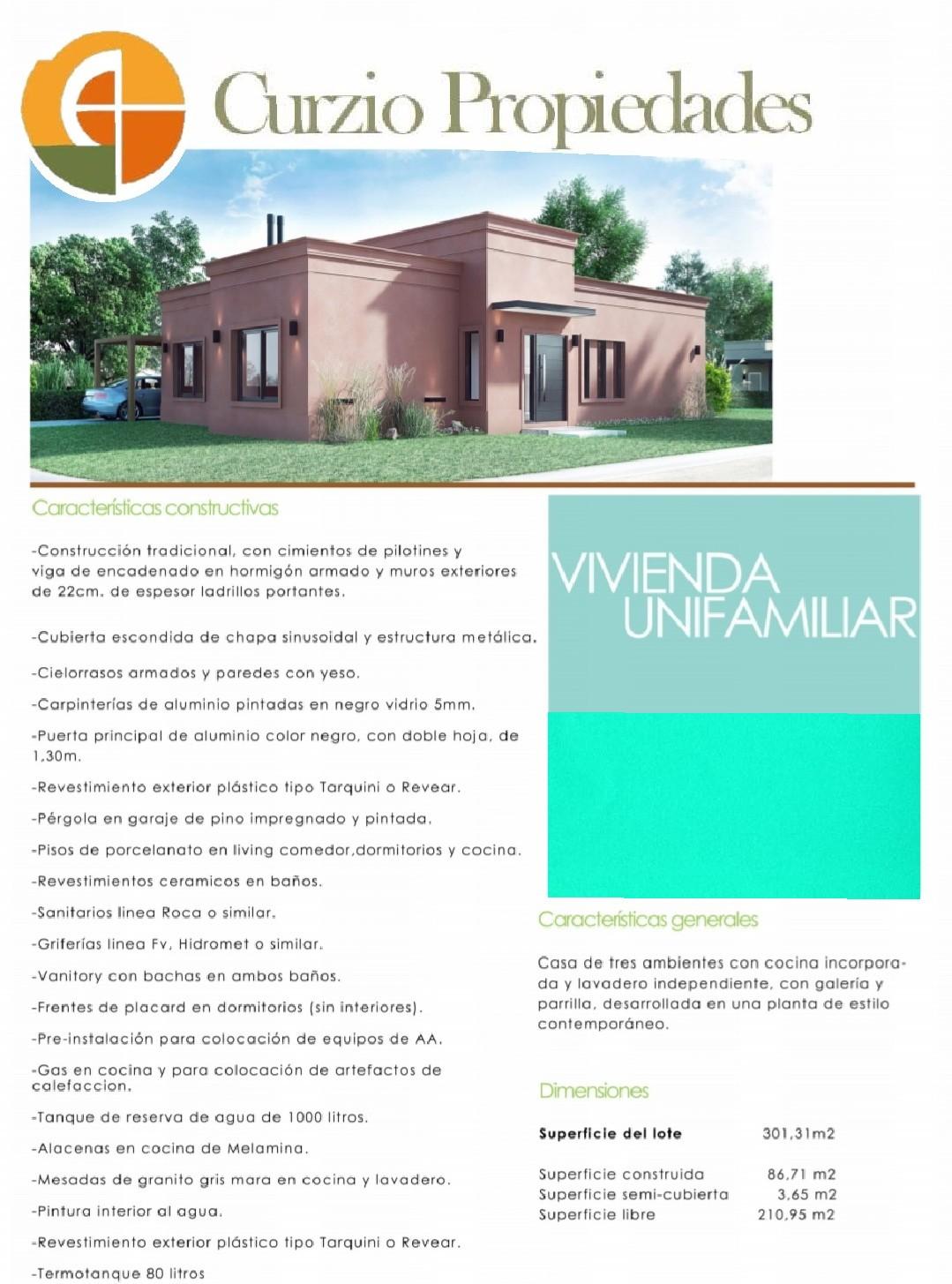 Vendo Casas en Barrio semi cerrado Capilla del Señor