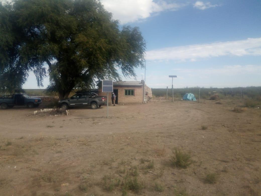 Vendo campo con mejoras de 6100 has,La Humada