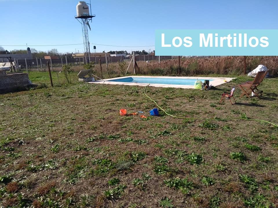 Vendo Lote en B° Los Mirtillos, Zarate