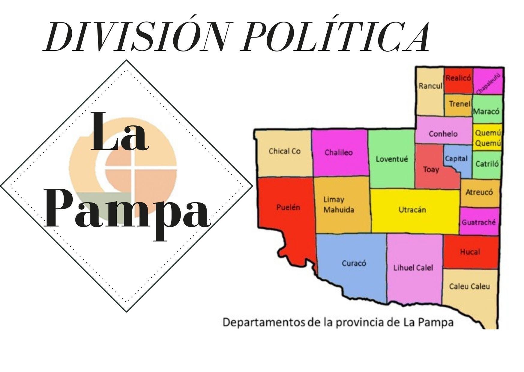 Ficha Comercial de La Pampa