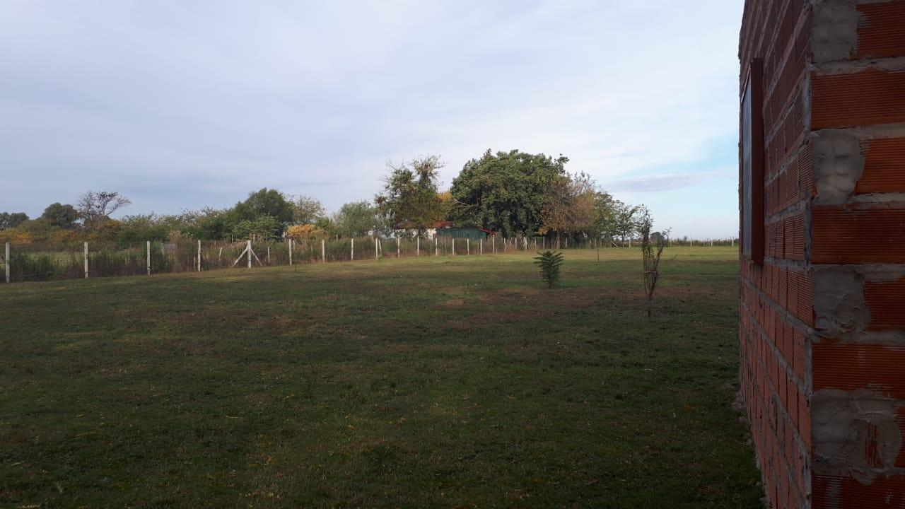Vendo campo en Zárate